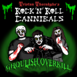 Ghoulish Overkill album cover